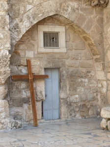 In the Christian Quarters w/in the Old City